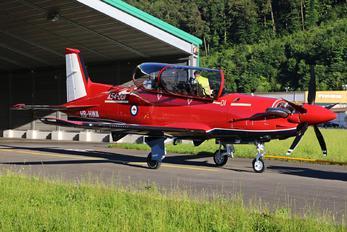 HB-HWA - Australia - Air Force Pilatus PC-21