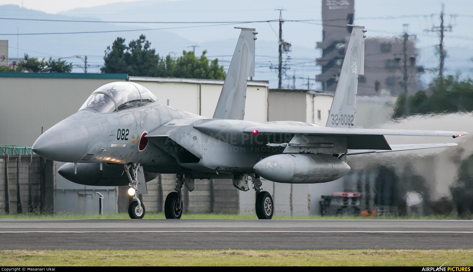 Japan - Air Self Defence Force 32-8082 aircraft at Nagoya - Komaki AB