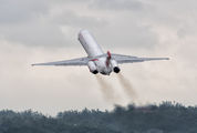 B-28021 - Far Eastern Air Transport McDonnell Douglas MD-82 aircraft