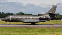 OY-FWO - Execujet Scandinavia Dassault Falcon 7X aircraft