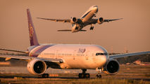 HS-TKR - Thai Airways Boeing 777-300ER aircraft