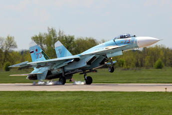 RF-95251 - Russia - Air Force Sukhoi Su-27SM