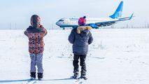 VQ-BTC - Pobeda Boeing 737-800 aircraft