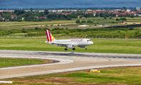 D-AKNU - Germanwings Airbus A319 aircraft
