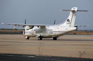 F-HMTO - France - Government ATR 42 (all models)