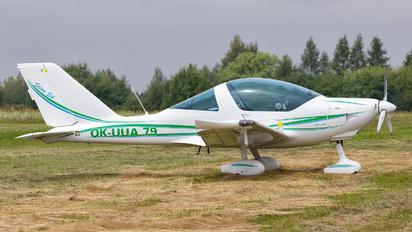 OK-UUA79 - Private TL-Ultralight TL-2000 Sting S4