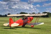 G-HATZ - Private Hatz CB-1 aircraft