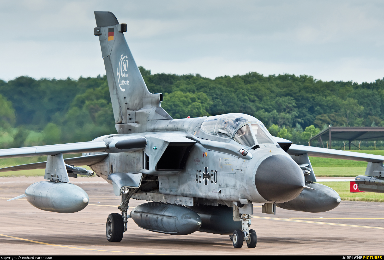 Germany - Air Force 46+50 aircraft at Fairford