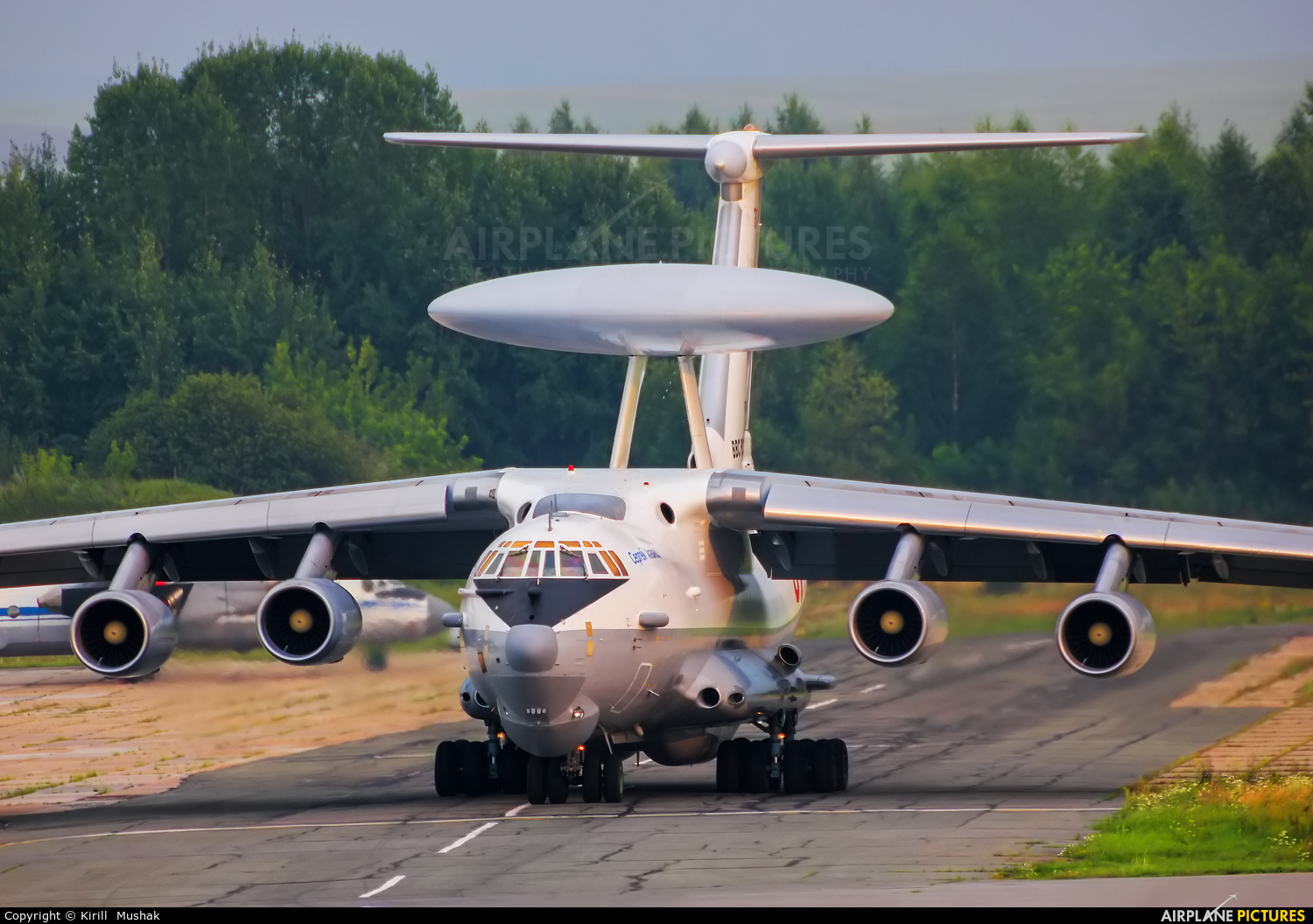 Russia - Air Force RF-93966 aircraft at Undisclosed Location