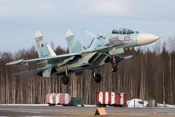 RF-90715 - Russia - Air Force Sukhoi Su-27UB