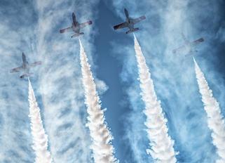 E.25-14 - Spain - Air Force : Patrulla Aguila Casa C-101EB Aviojet