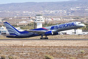 N176CA - National Airlines Boeing 757-200 aircraft