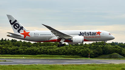 VH-VKI - Jetstar Airways Boeing 787-8 Dreamliner