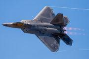 08-4169 - USA - Air Force Lockheed Martin F-22A Raptor aircraft