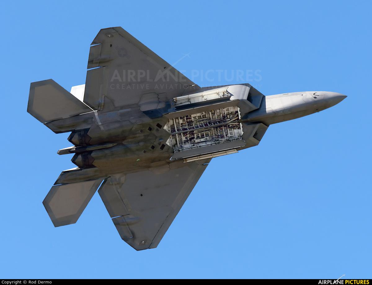 USA - Air Force 08-4169 aircraft at Trenton Airport