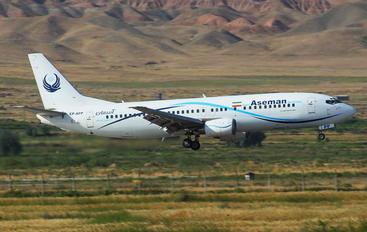 EP-APP - Iran Aseman Boeing 737-400