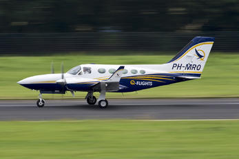 PH-MRO - QFlights Cessna 421 Golden Eagle