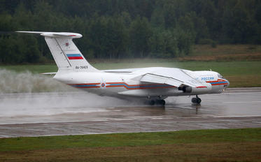 RA-76429 - Russia - МЧС России EMERCOM Ilyushin Il-76 (all models)