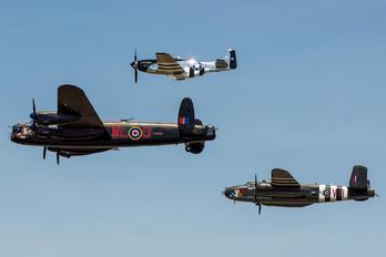 KB895 - Canadian Warplane Heritage Avro 683 Lancaster VII