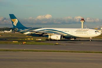 A40-DH - Oman Air Airbus A330-300
