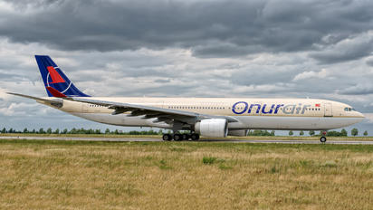 TC-OCA - Onur Air Airbus A330-300
