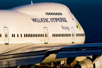SX-TIC - Hellenic Imperial Airways Boeing 747-200