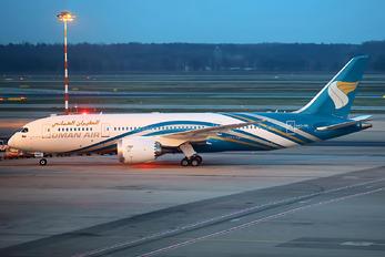 A40-SB - Oman Air Boeing 787-8 Dreamliner