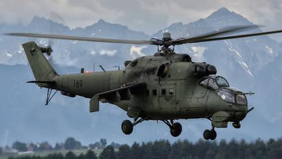 169 - Poland - Army Mil Mi-24D