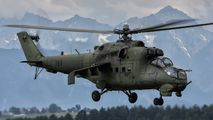 169 - Poland - Army Mil Mi-24D aircraft