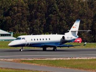 EC-JQE - Private Gulfstream Aerospace G200