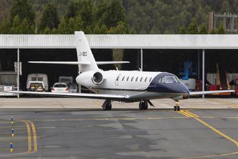 LX-DEC - Private Cessna 680 Sovereign