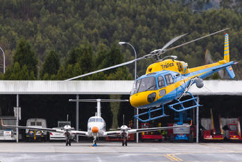EC-IXI - Spain - Government Eurocopter AS355 Ecureuil 2 / Squirrel 2