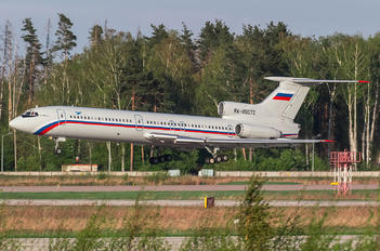 RA-85572 - Russia - Air Force Tupolev Tu-154B-2