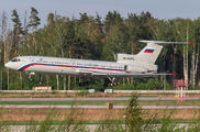 RA-85572 - Russia - Air Force Tupolev Tu-154B-2 aircraft