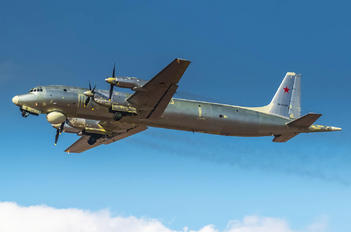 RF-75345 - Russia - Navy Ilyushin Il-38