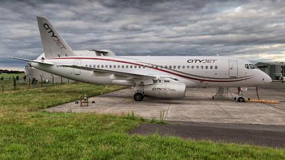 EI-FWB - CityJet Sukhoi Superjet 100