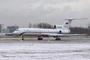 RA-85605 - Russia - Air Force Tupolev Tu-154B-2 aircraft