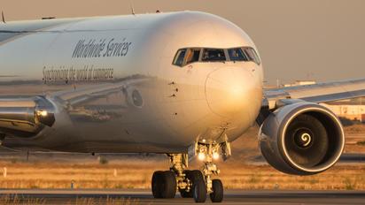 N350UP - UPS - United Parcel Service Boeing 767-300F