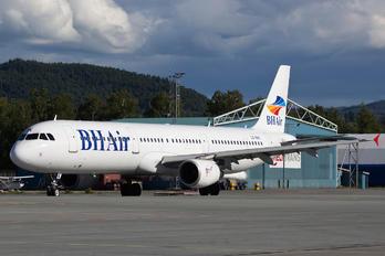 LZ-BHK - Balkan Holidays Air Airbus A321