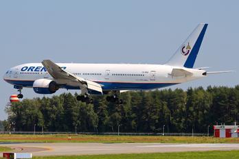 VQ-BNU - Rossiya Boeing 777-200