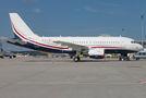 MJet Aviation A319 CJ at Stuttgart
