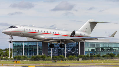 9H-VJN - Vistajet Bombardier BD-700 Global 6000