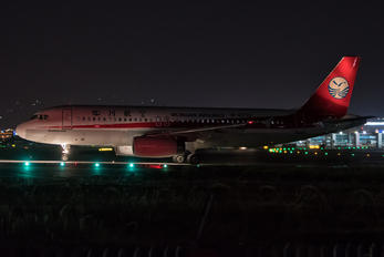 B-6732 - Sichuan Airlines  Airbus A320