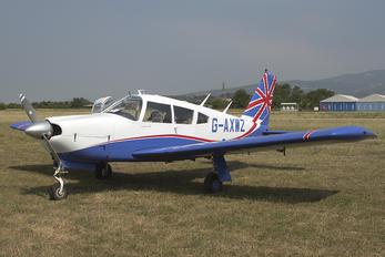 G-AXWZ - Private Piper PA-28R Arrow /  RT Turbo Arrow