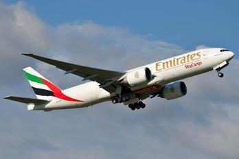 A6-EFL - Emirates Sky Cargo Boeing 777F