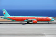 UR-WRO - Windrose Air Airbus A321 aircraft