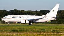 3C-EGE - Equatorial Guinea - Government Boeing 737-700 BBJ aircraft