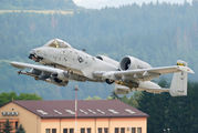 152 - USA - Air Force Fairchild A-10 Thunderbolt II (all models) aircraft