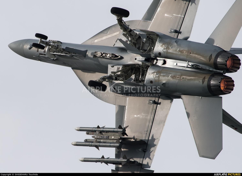 USA - Navy 168930 aircraft at Fairford