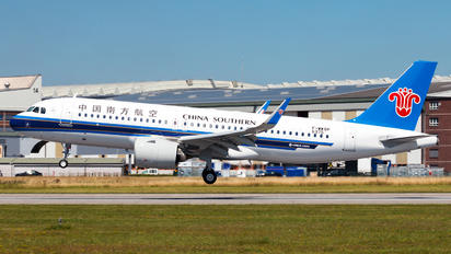 F-WWBP - China Southern Airlines Airbus A320 NEO